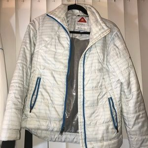 Columbia stylish wind breaker winter / snow